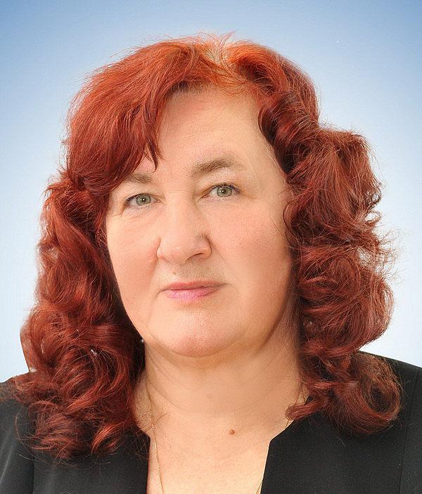 Даричева Валентина Николаевна