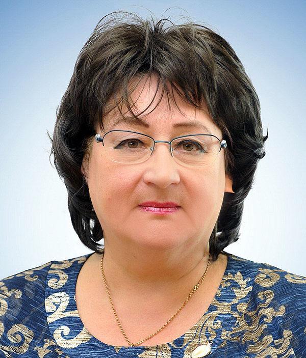 Додина Любовь Алексеевна