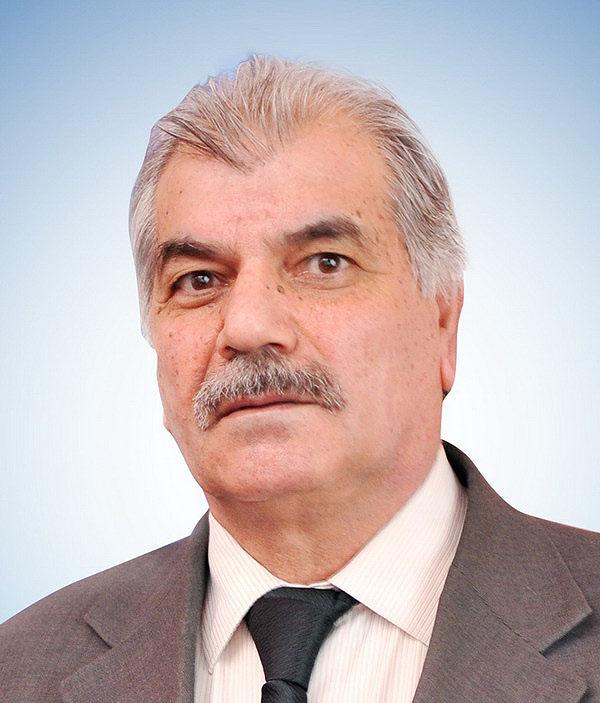 Искендерли Гашим Искендер оглы
