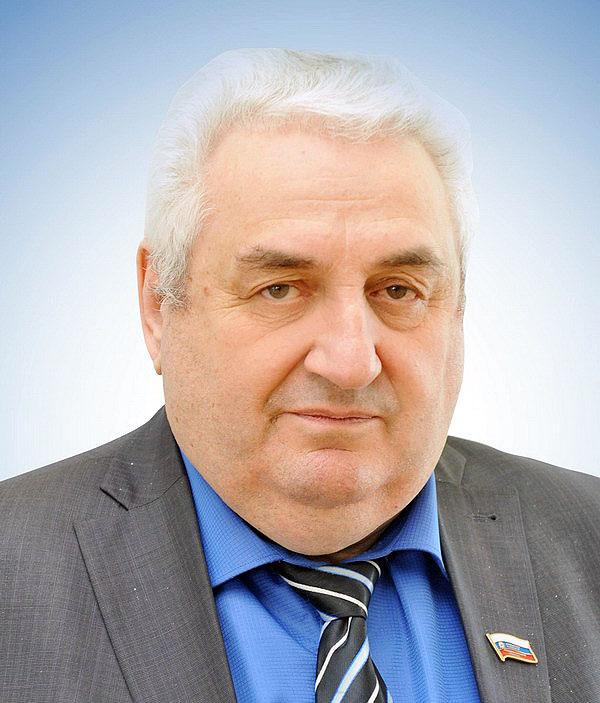 Монастырский Владимир Матвеевич